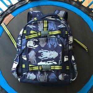 Pottery barn kids school backpack .